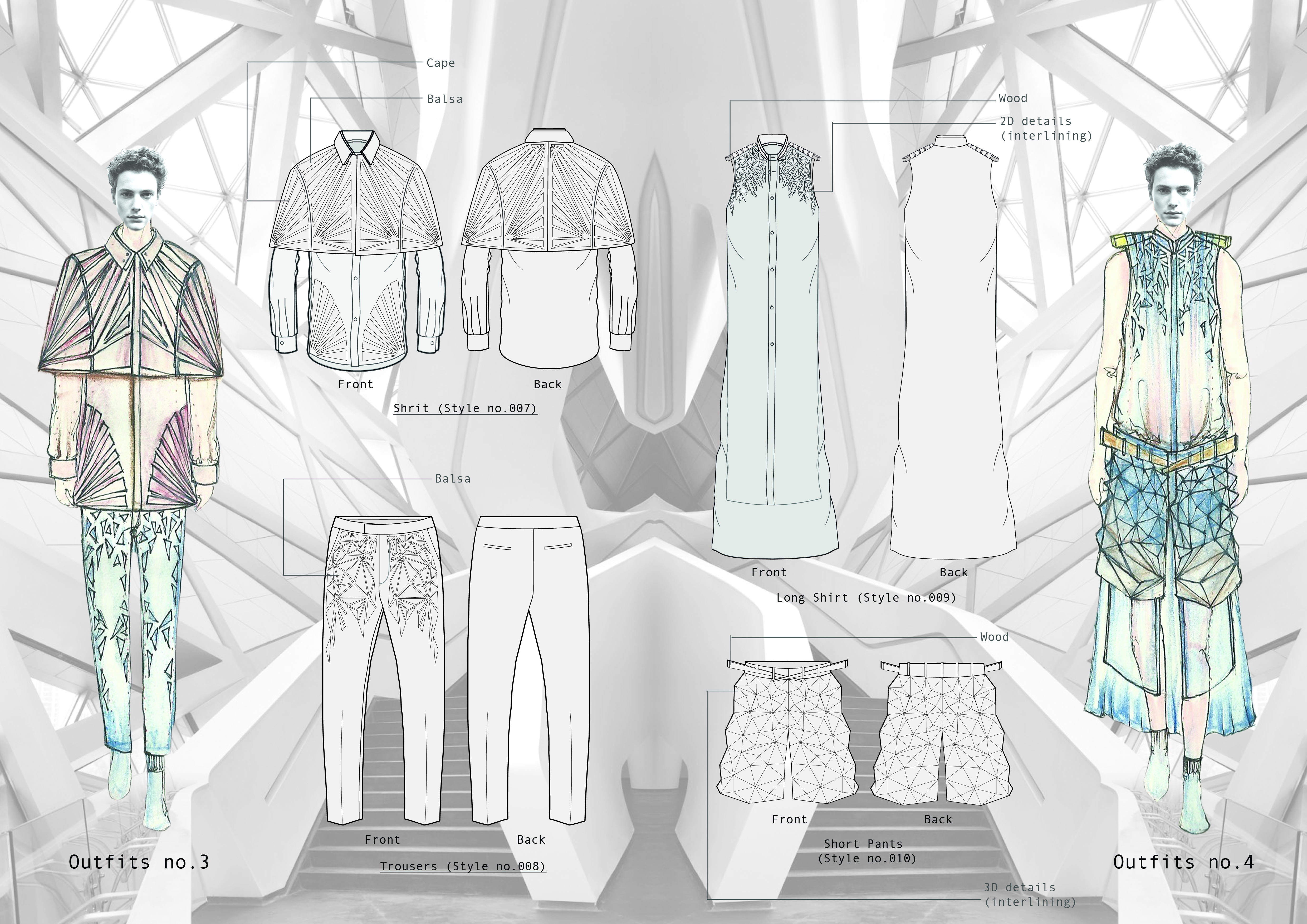 Final Year Project In Fashion Design And Development Hd Of Hong Kong Design Institute Yung Wong